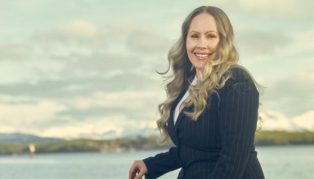 Silje Liepelt stiller som kandidat fra de midlertidige ansatte, og fra Ålesund, i årets styrevalg ved NTNU.