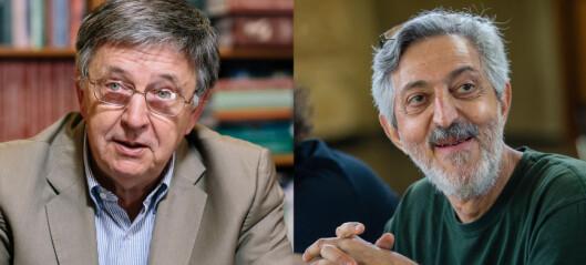 Abelprisen til pionerer innenfor diskret matematikk og teoretisk datavitenskap
