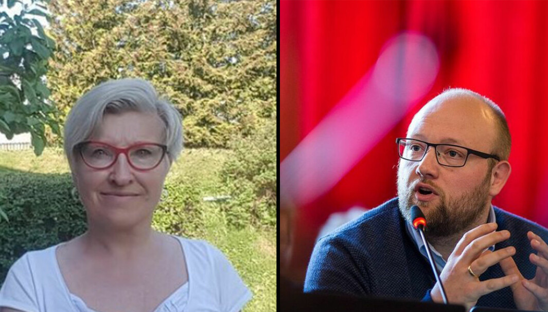 Lisbeth Aune og Thomas Ferstad sier at ansattrepresentantene de fire siste årene har vist interesse for hva fagforeningene mener i ulike saker, og håper det gode samarbeidet fortsetter med nytt styre.