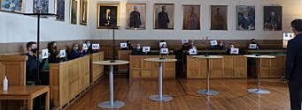 Styrevalget 2021: Oppslutning på det jevne