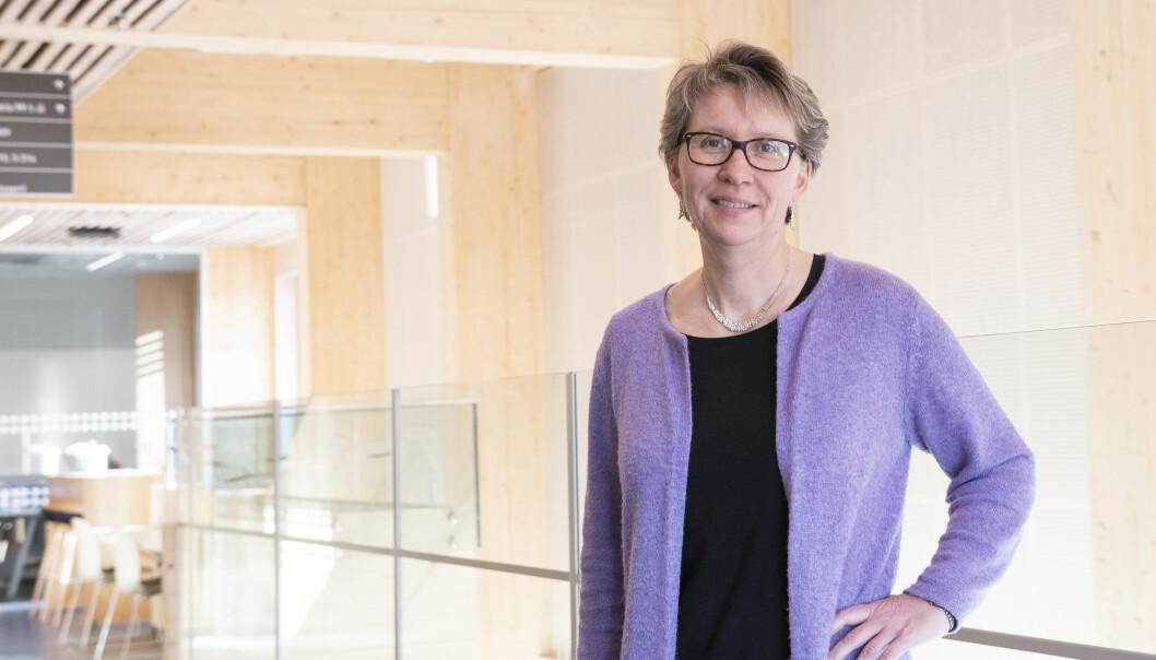 Gro Kvanli Dæhlin har tidligere vært prorektor ved Høgskolen i Gjøvik. Nå rykker hun opp og blir viserektor de neste fire årene.