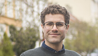 Simon Indrøy Risanger er stipendiat.