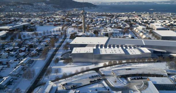 NTNU-fagmiljø vil ha Ocean Space Center på Ladehammeren