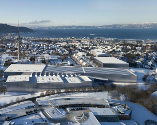 Språkrådet krever at NTNU finner et norsk navn på Ocean Space Centre