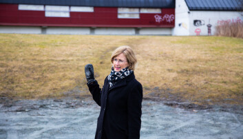 Marit Sjølie bor i Tankvegen.