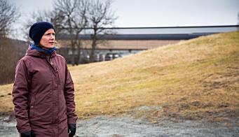 Karin Dyrstad bor i Tankvegen.