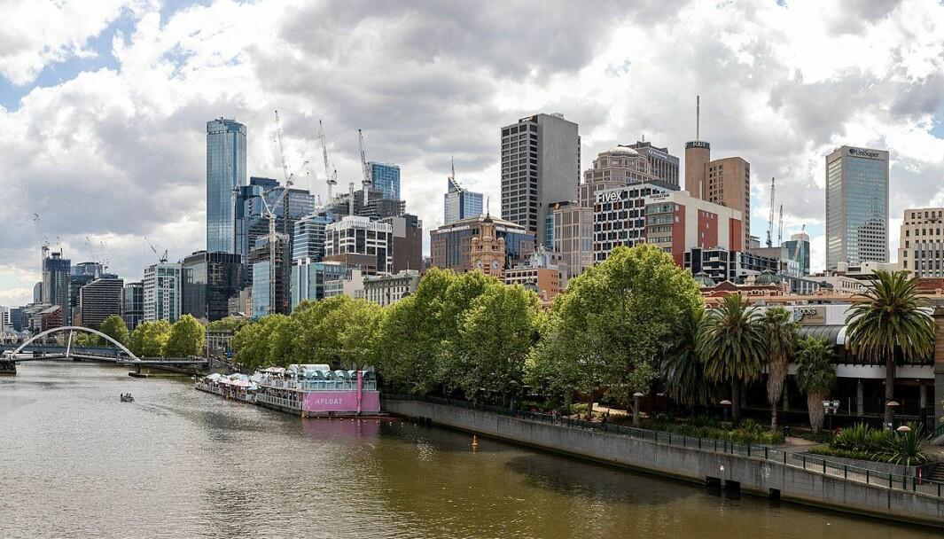 Melbourne er en av byene i Australia som er rammet økonomisk av at de internasjonale studentene er borte.