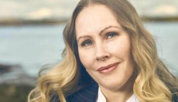Silje Liepelt er en av kandidatene for de midlertidig vitenskapelig ansatte.