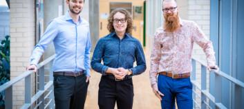 Hjárni kåret til Norges beste studentbedrift