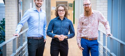 Studentbedrift i Ålesund er videre til to nasjonale finaler