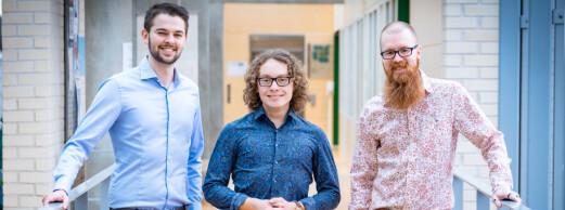 Studentbedrift i Ålesund går videre til to nasjonale finaler