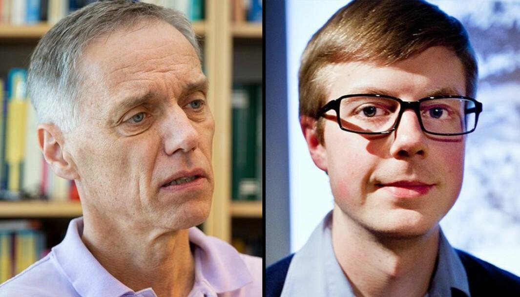 Helge Holden og Terje Lohndal melder seg på i debatten om valgte versus ansatte ledere.