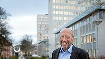Flere sentre og bygg ved NTNU mangler norske navn