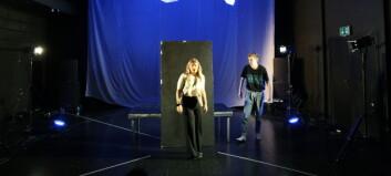 Eksamen for disse studentene er å gjøre teater bærekraftig