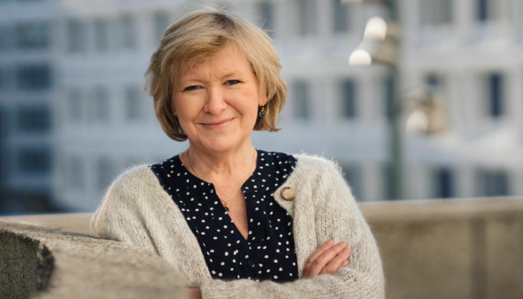 Kari Tønnessen Nordli er forhandlingsleder i Akademikerne stat.