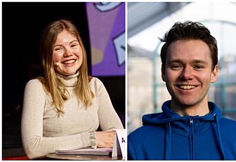 Nye studentrepresentanter til NTNU-styret, men de var ikke de som fikk flest stemmer