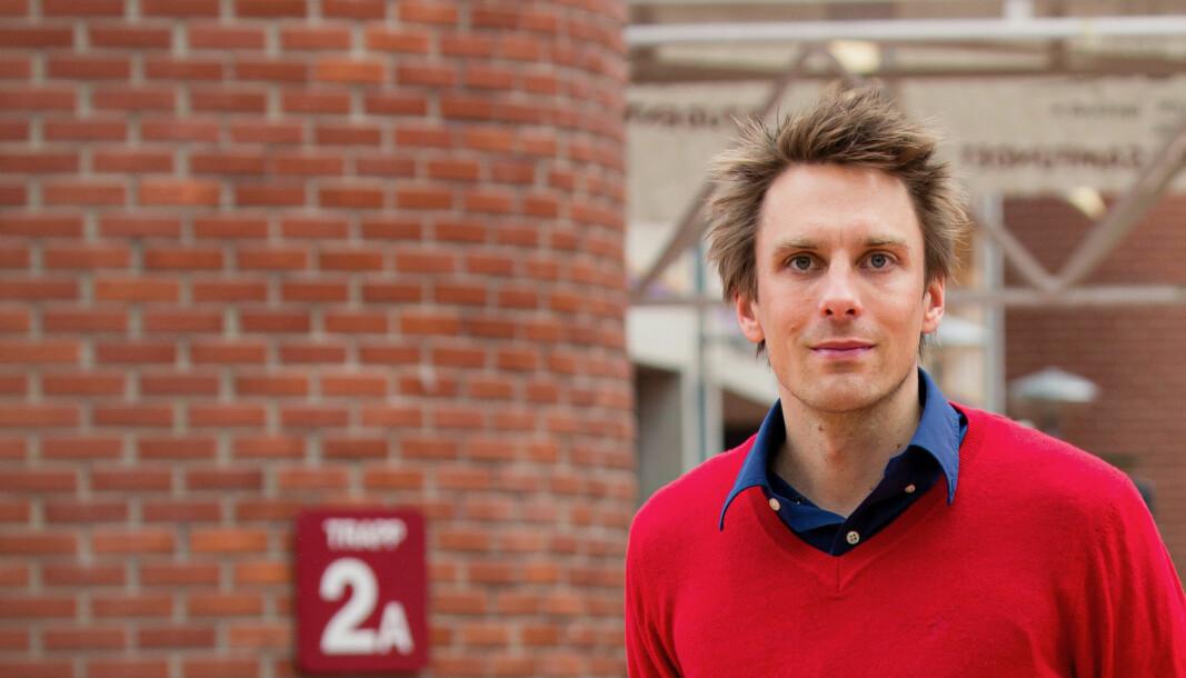 Patric Wallin er førsteamanuensis i universitetspedagogikk ved NTNU.
