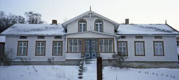 Ba NTNU utsette salg av Stokkan Øvre og heller bruke gården til studenthus