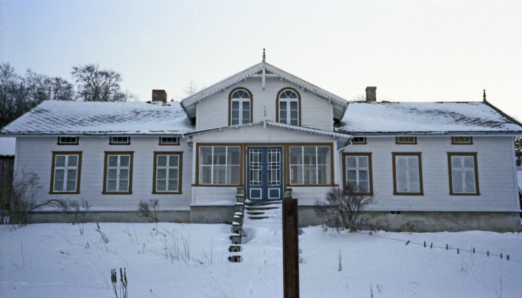 Den tidligere barnehagen i NTNUs eie er til salgs.