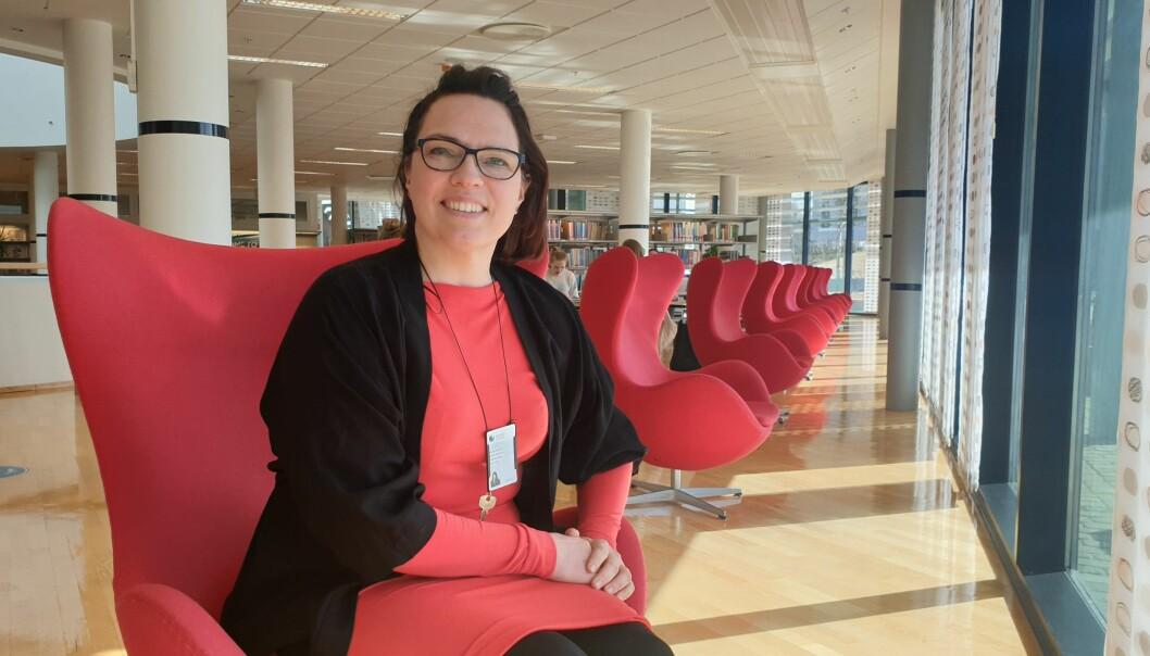 Ellen Sæthre-McGuirk har selv laget fleksible utdanningstilbud, nå skal hun igjen dele ut penger til andres tilbud.