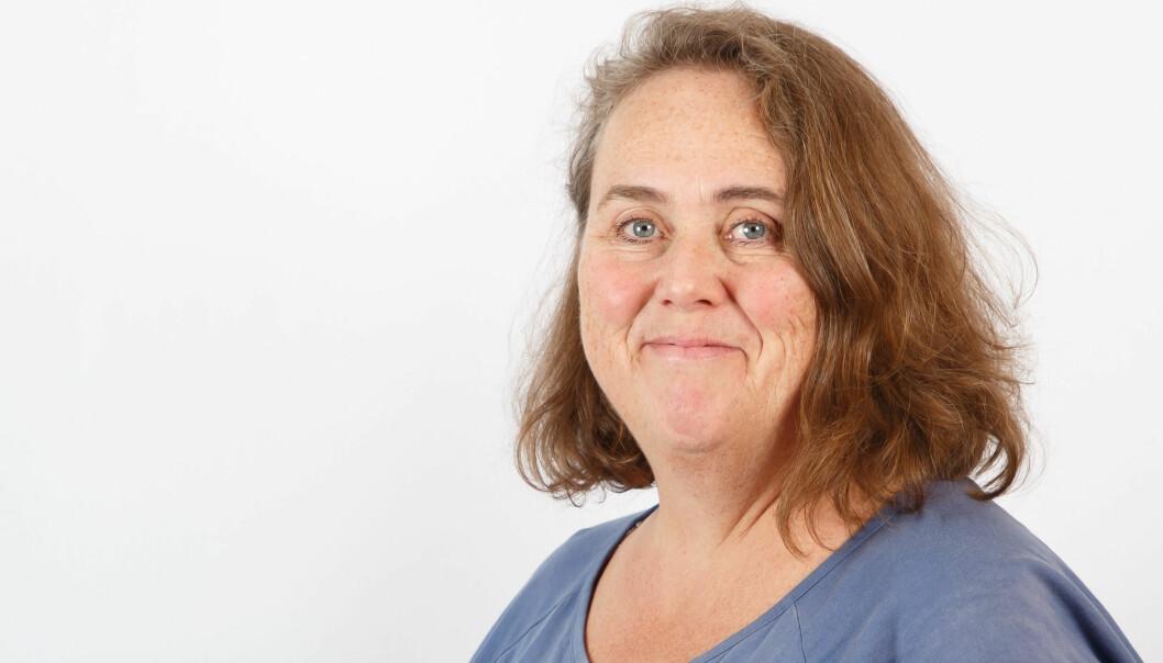 Esther Mørk tror mange av hennes kolleger er omorganiseringstrøtte