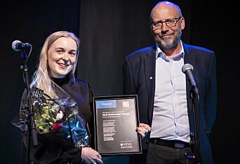 Siril Malmedal Hauge blir NTNU-ambassadør