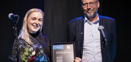 Siril Malmedal Hauge blir NTNU-ambassadør i år