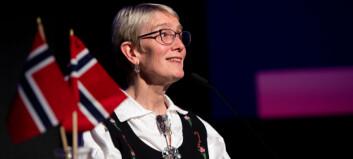 Nå er rektor Anne Borg i samme selskap som Knutsen og Ludvigsen