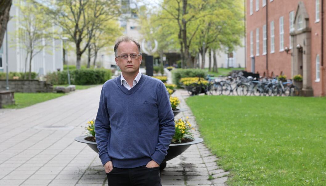 Nestleder for Tekna ved NTNU, Øystein Moen, skal lede arbeidet med å gjennomgå hvordan NTNU ansetter ledere.