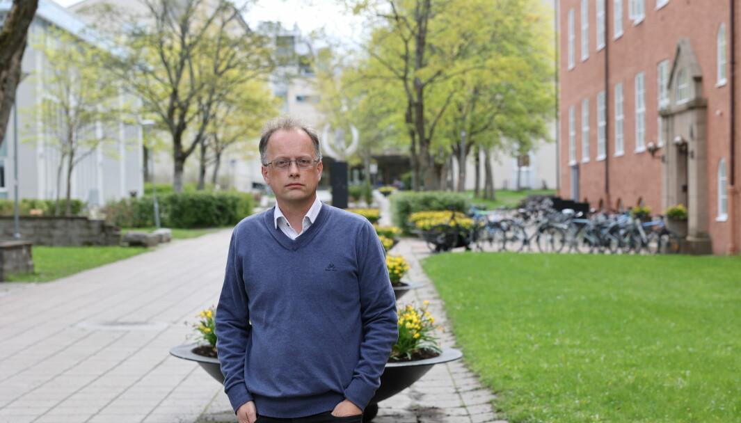 Tekna-nestleder Øystein Moen ved NTNU leder Moen-utvalget som skal se på hvordan NTNU ansetter ledere.