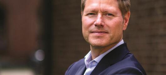 Sveinung Skule blir direktør i nytt direktorat for utdanning