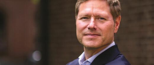 Sveinung Skule blir direktør i nytt direktorat