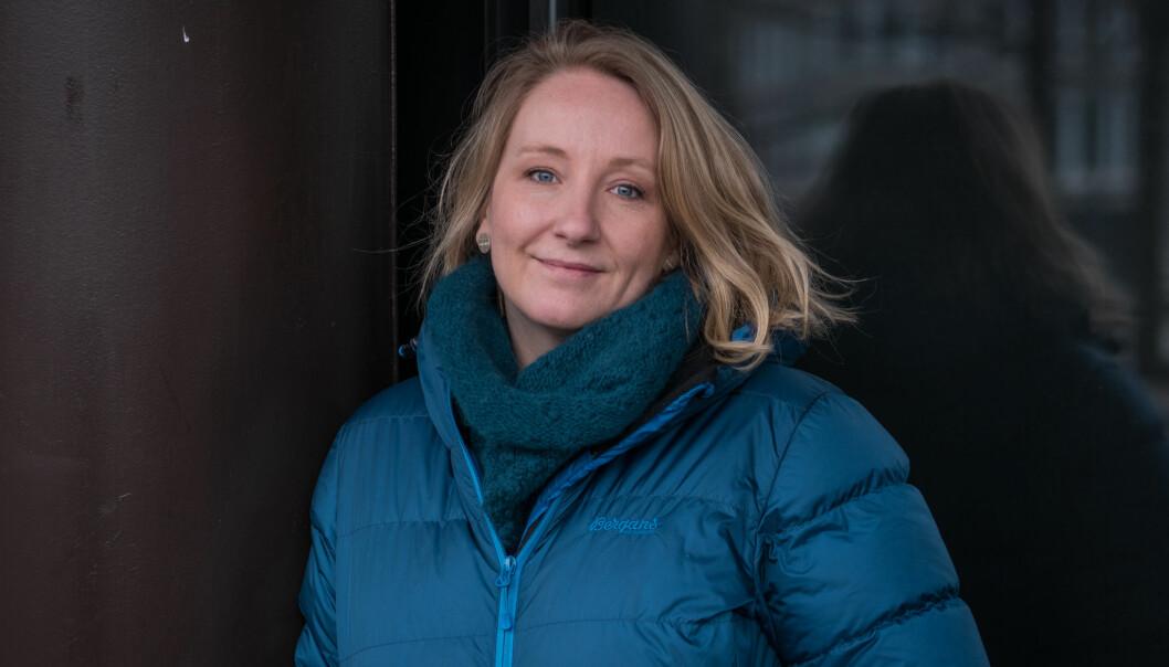 Janet Rautio Øverland opplevde det som svært sterkt å jobbe og bo i Somalia.