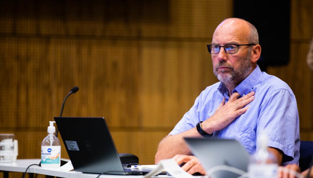 Tor Grande, prorektor for forskning ved NTNU, forteller at universitetet i samarbeid med St. Olavs hospital nå har opprettet en egen enhet som skal følge opp rapporteringen av kliniske studier.