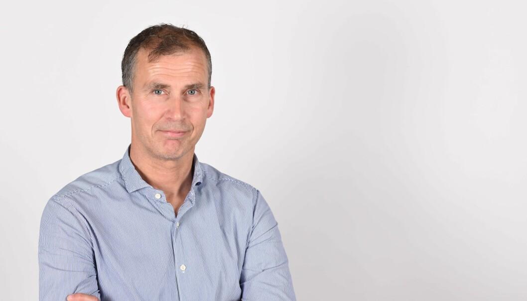 Sigurd Eriksson kommer fra en stilling i IKT-direktoratet UNIT.