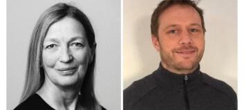 Nye instututtledere ved ISA og IBT
