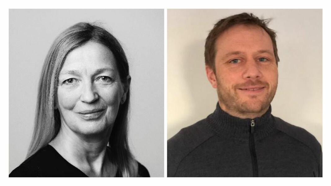 Kristin Viggen blir instituttleder ved ISA, mens Andeas Møllerløkken blir leder ved IBT.