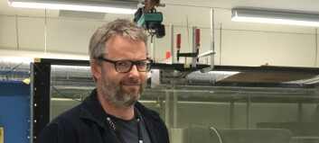 Store hydrodynamiske laboratorier egner seg ikke til undervisning