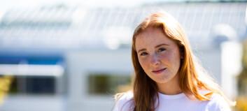 Et intervju i Oslo står mellom henne og drømmen om et semester i San Diego