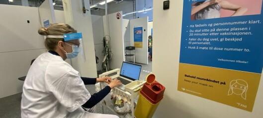 Alle NTNU-studenter, også utvekslingsstudenter, vil få vaksine på sitt studiested