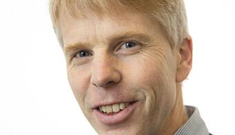 Sverre Steen, instituttleder, Institutt for marin teknikk.