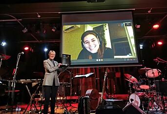 Fjorårets NTNU-ambassadør fikk jazzpris på 200 000 kroner