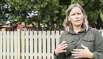 Siri Brunvoll er styremedlem i velforeninga Tyholts ve og vel.
