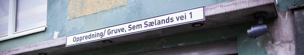 Gikk mot strømmen og beholdt det norske navnet på bygget