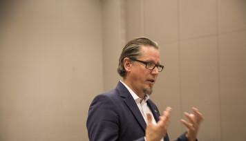 Ny styreleder: Remi Eriksen.