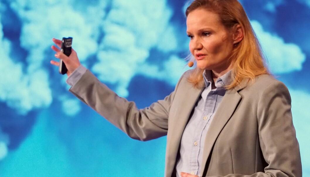Klimaforsker Helene Muri mener sektoren gjør mye bra, men kan gjøre mer og bedre.