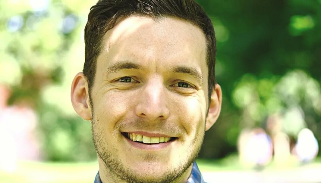 Julius Wesche startet en podkast som han håper kan være en ressursbank for kollegaer.