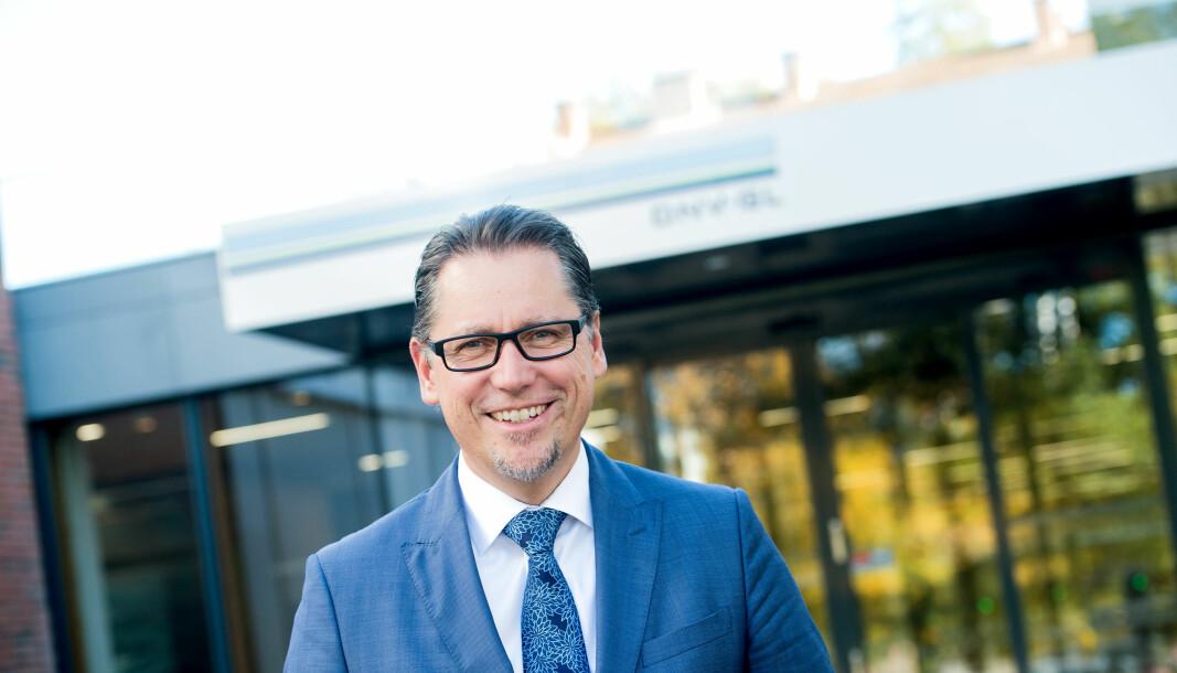 Remi Eriksen om hjertesaker som NTNUs styreleder: - Jeg har flere.