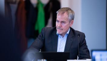 Luksusbru! sa Bjørn Helge Skallerud, representant for vitenskapelig ansatte.