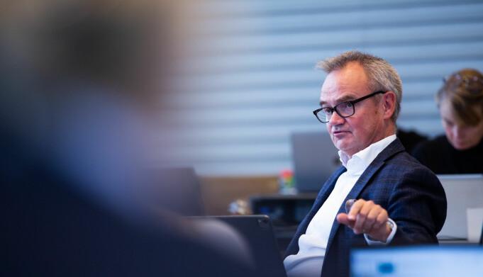 Jan Frode Janson, ekstern representant i styret, mener miljøtiltakene må på plass.